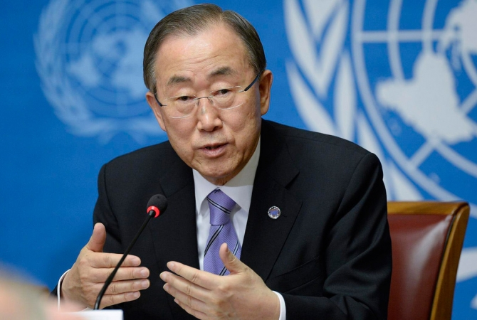 Image result for Ban Ki moon