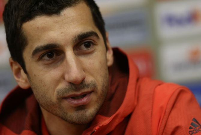 MKHITARYAN: I SHOWED I'M A TOP PLAYER