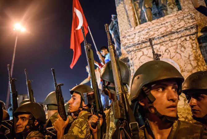 Թուրքիայից Հունաստան են փախել ևս երկու զինվորական