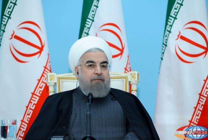 Իրանի նախագահը երկօրյա այցով Ռուսաստան կժամանի մարտի 27-ին