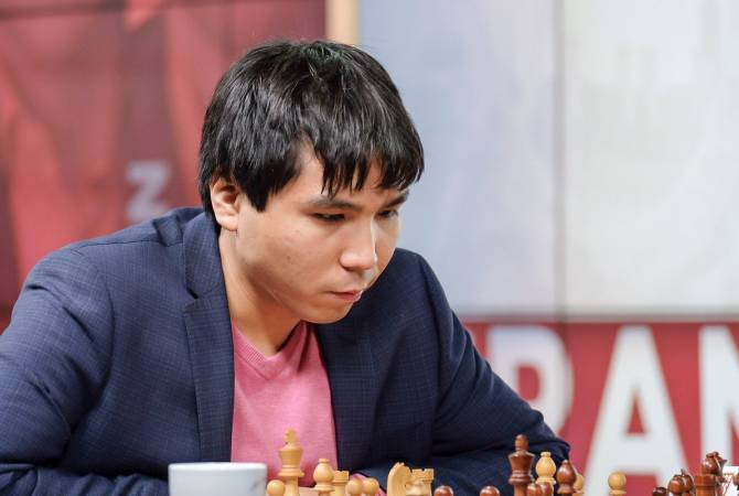 'Aronian is a top player' – Chess grandmaster Wesley So's interview to ARMENPRESS