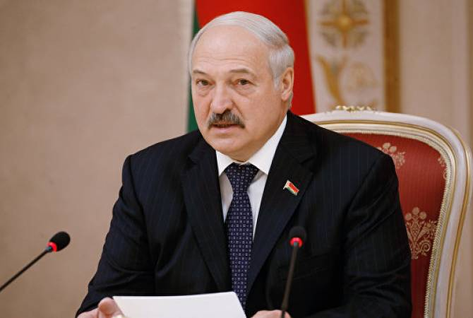 Belarus president calls on CSTO members to jointly modernize militaries