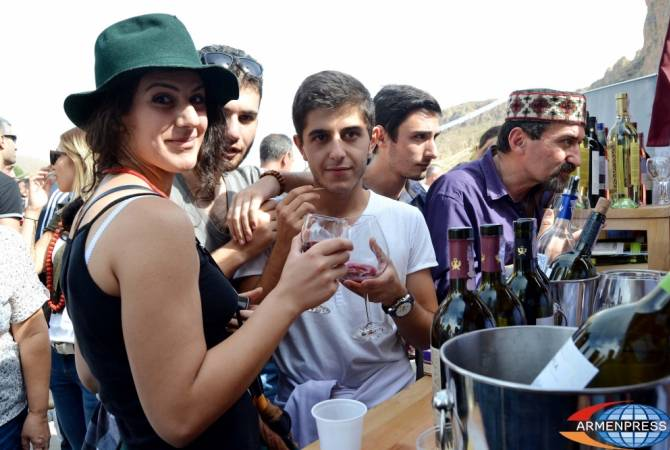 Armenia develops tourism offering unique experiences as birthplace of wine