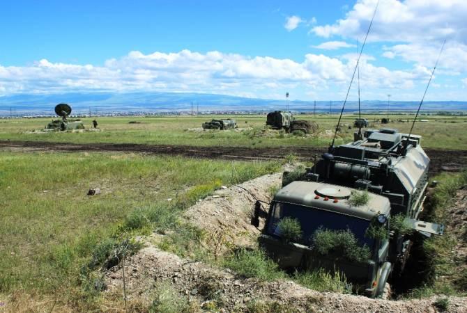 Հայաստանի ռուսական ռազմակայանի կապավորները կապի արդիական միջոցներ են յուրացնում