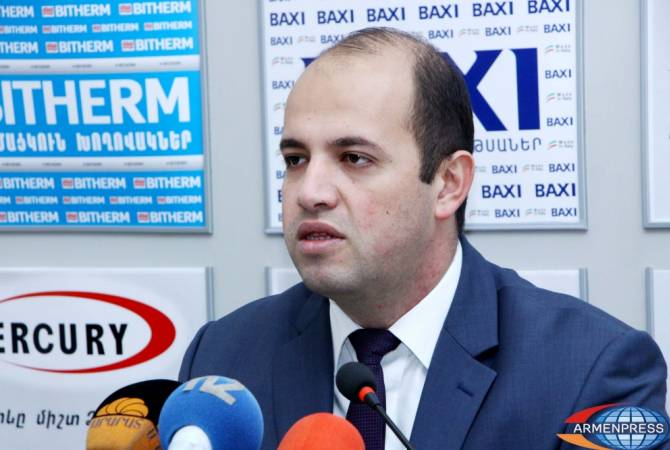 Restoration of public order in Yerevan to be logical continuation of Sargsyan-Pashinyan 