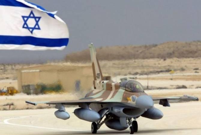 ВВС Израиля нанесли авиаудары по центральной части сектора Газа
