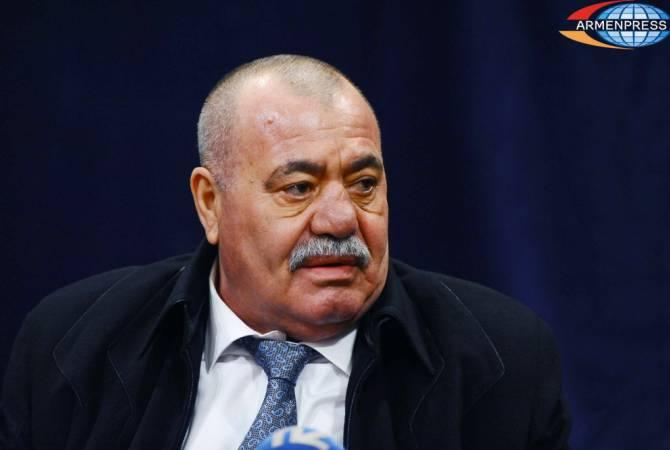 Манвел Григорян призвал коллег проголосовать за его лишение депутатской неприкосновенности