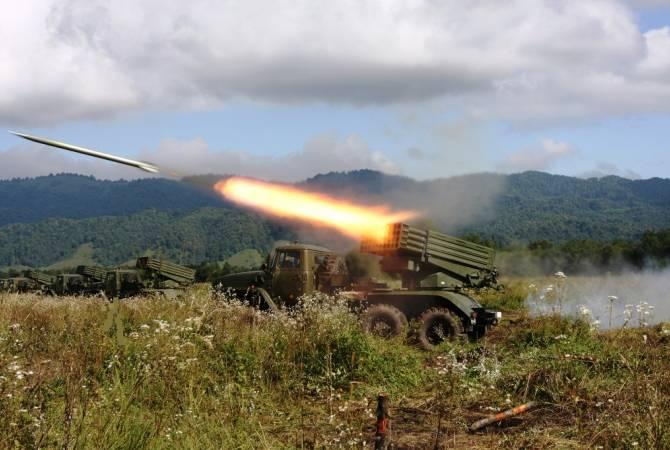Молодые артиллеристы ЮВО освоят навыки стрельбы в горах Армении