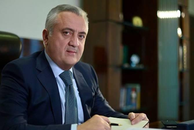 Председатель ЦБ Армении примет участие в ежегодном собрании Банка Международных расчетов