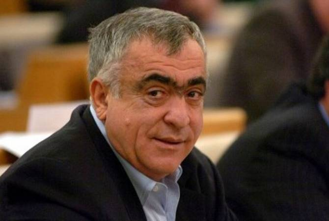 Александр Саргсян отпущен на свободу