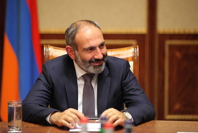 Армянская сторона не начнет войну, это Азербайджан использует военную риторику: Пашинян