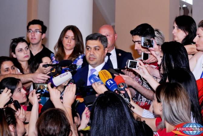 Микаэл Арутюнян выехал из Армении, когда уголовного преследования в его отношении еще не было: директор СНБ Армении