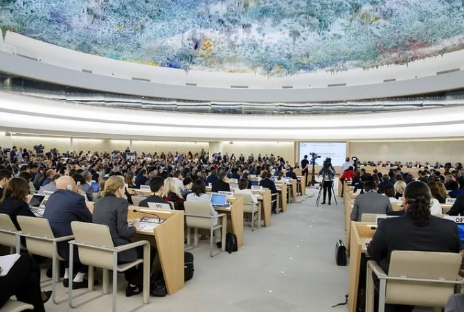 Совет ООН по правам человека принял резолюцию по Сирии