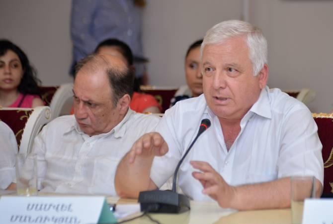 Самвел Манукян считает, что неосторожность в армяно-российских отношениях недопустима