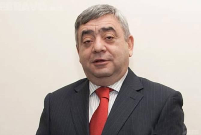 Принято решение о заключении обвиняемого в незаконном обогащении Левы Саргсяна, объявлен розыск