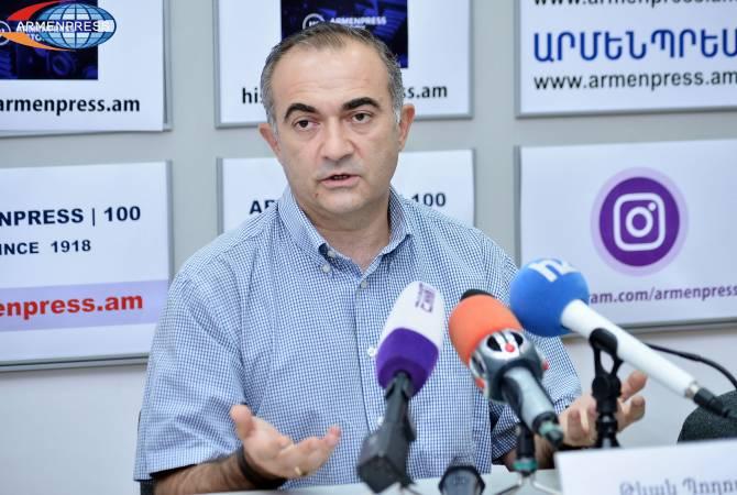 Армения не будет в роли просителя: Теван Погосян представил важные акценты брюссельского визита Пашиняна