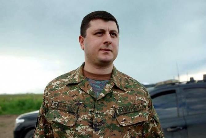 Напряженность на передовой в Арцахе довольно спала: Тигран Абрамян
