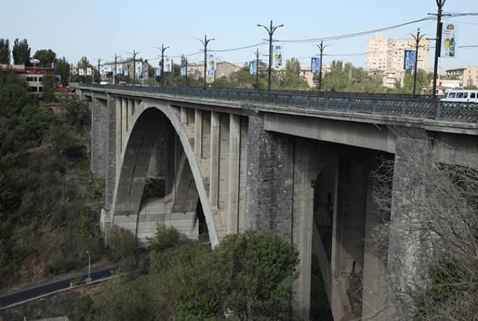 Предотвращена попытка самоубийства с моста Киевян