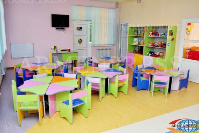 Ejmiatsin city shuts down kindergartens for 1 month citing weather-related health concerns
