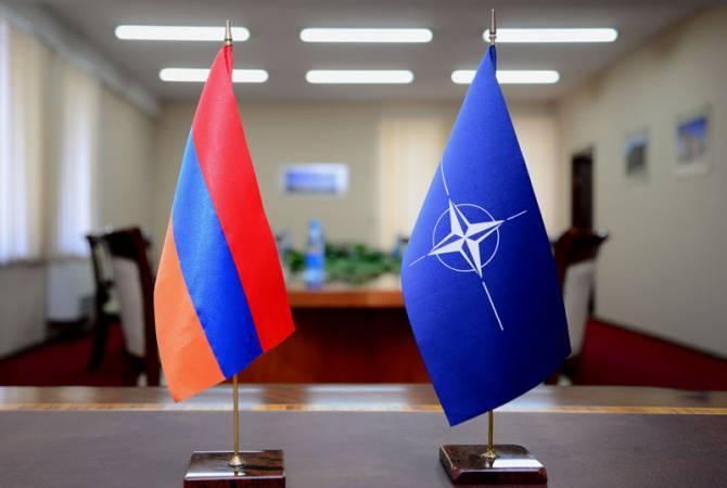 Сотрудничество Армения-НАТО не противоречит нашим партнерским обязательствам в рамках ОДКБ: Давид Тоноян