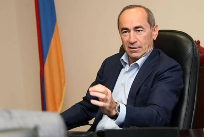 Դատարանը Ռոբերտ Քոչարյանին կալանավորելու որոշում է կայացրել | ԱՐՄԵՆՊՐԵՍ  Հայկական լրատվական գործակալություն