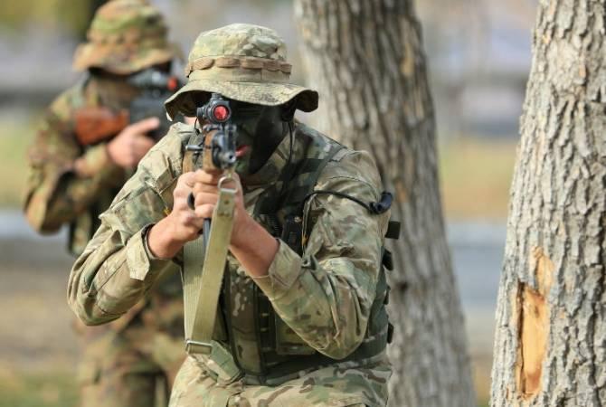 Впервые в Армении пройдет международный конкурс «Солдат содружества»