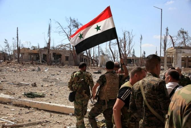 Асад: сирийская армия идет от победы к победе в войне с терроризмом