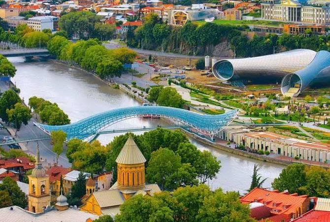 Армяне на 4-м месте по количеству визитов в Грузию