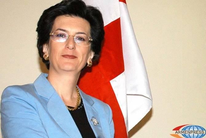 Бурджанадзе рассказала, как Грузия может заслужить доверие Южной Осетии