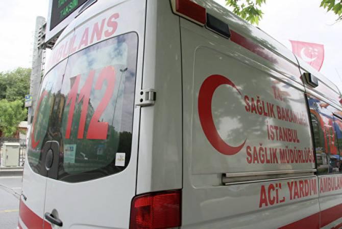 В ДТП в Анталье пострадали 19 израильских туристов