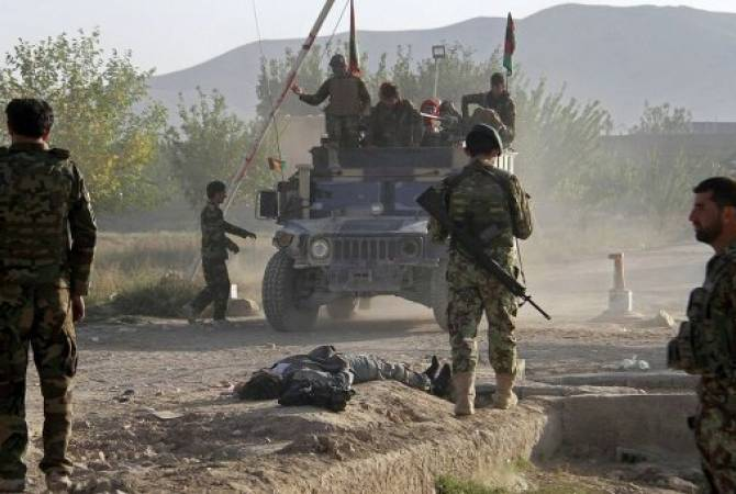 СМИ: талибы захватили военную базу на северо-западе Афганистана