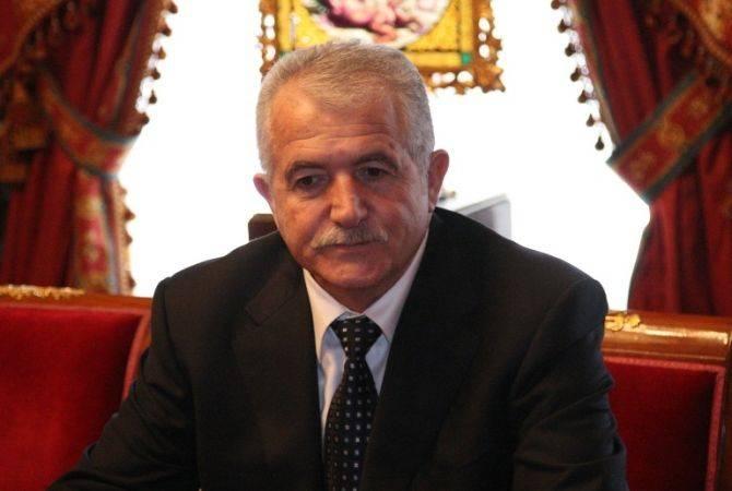 Президент Армении отозвал Олега Есаяна с должности посла Армении в Беларуси