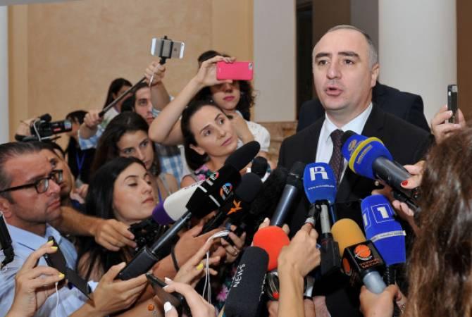 Сасун Хачатрян представил основания для признания решения об отмене ареста Роберта Кочаряна незаконным