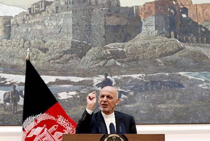 СМИ: Кабул подвергся ракетному обстрелу во время выступления президента Афганистана