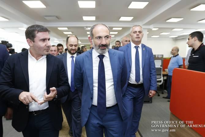 Премьер Никол Пашинян осмотрел «Инженерный городок»