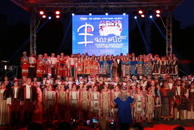 «Գութան» փառատոնը մեծ տոն կնվիրի ազգային-ավանդական երգ ու պարի սիրահարներին