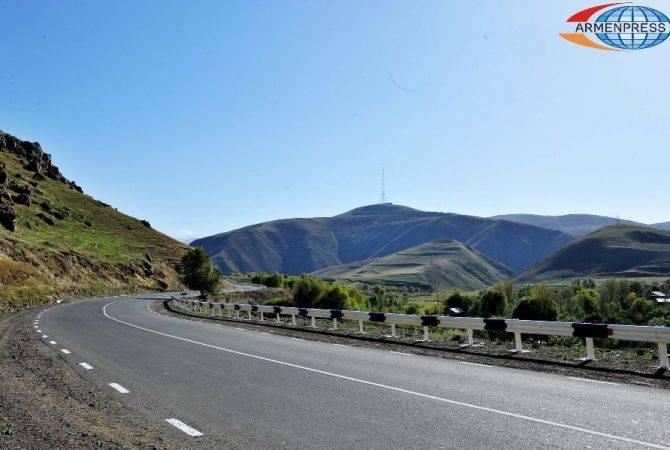 Межгосударственная дорога Ванадзор-Алаверди – грузинская граница будет временно закрыта