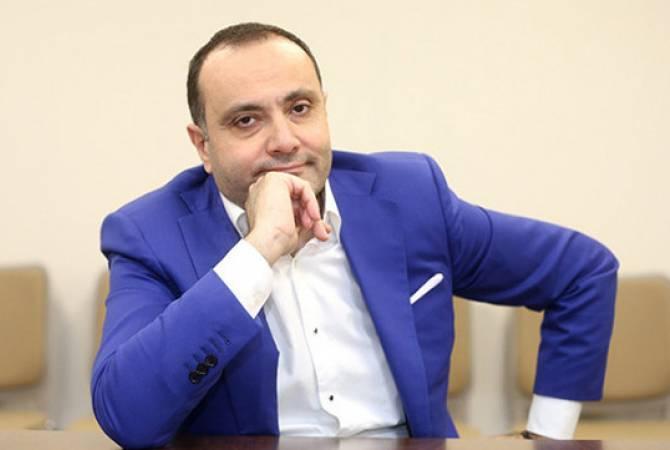 Замглавы МИД РФ обсудил с послом Армении вопросы восстановления Сирии