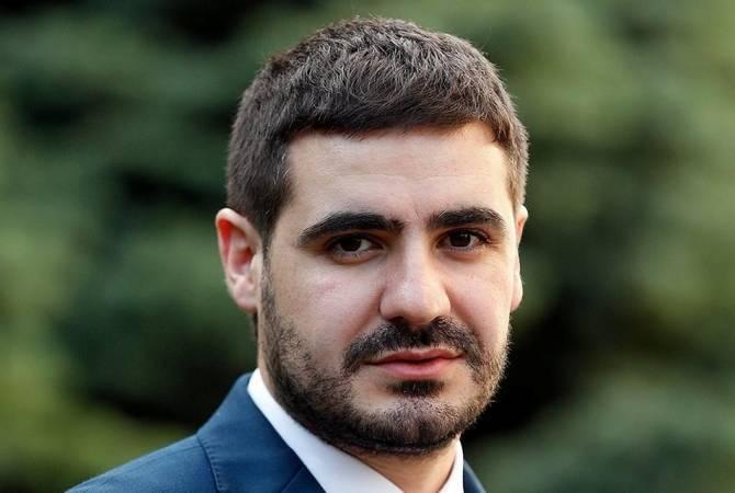 Шант Арутюнян может быть освобожден, когда согласится подписать документы, необходимые для изменения режима его содержания: Егоян