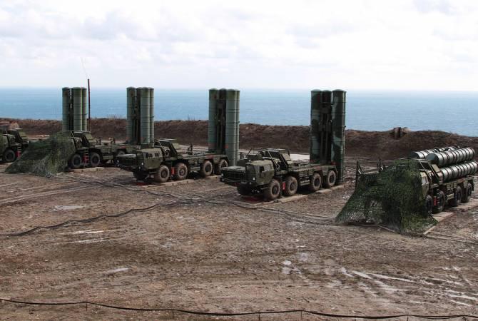 WSJ: США хотят расширить военное присутствие в Греции из-за Турции и С-400