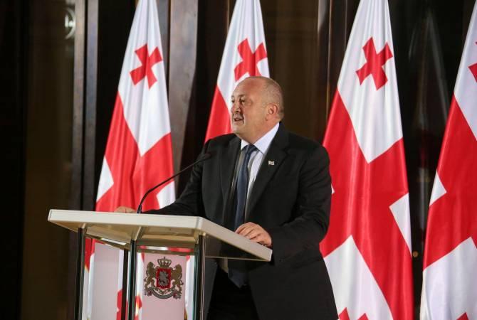 Президент Грузии рассказал, почему отказался от борьбы за второй срок