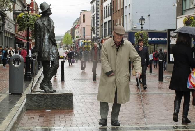 Ирландия впервые вошла в мировую десятку стран, где лучше всего живется пенсионерам