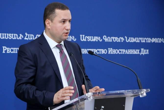 МИД Армении: Необходимость обуздать Баку и привести его в конструктивное русло