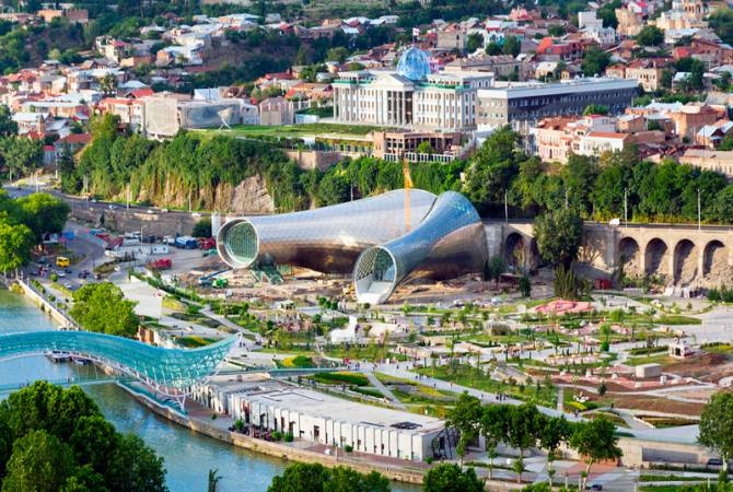 Близ Тбилиси произошло землетрясение