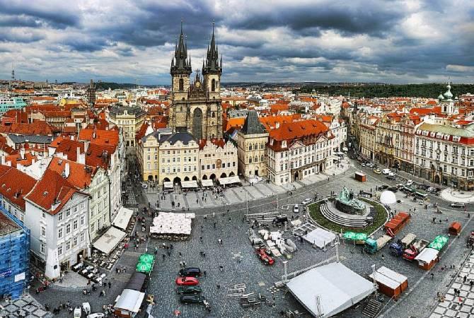 Шквальный ветер оставил без света 140 тыс. семей в Чехии
