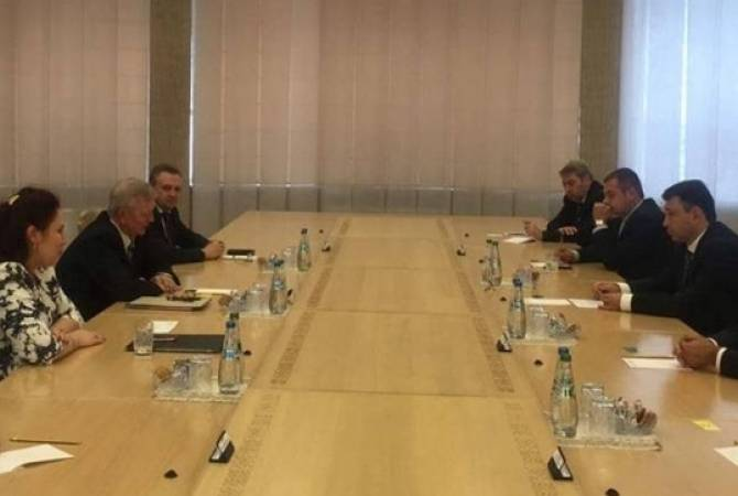 Шармазанов: Членство Армении в ЕАЭС – в наших государственных интересах
