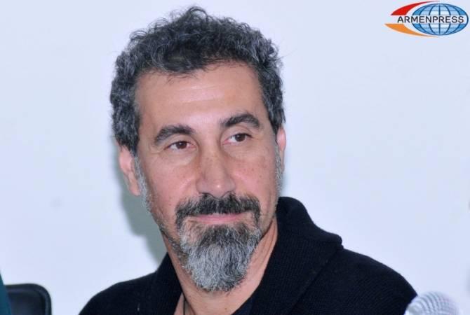 Азнавур как художник, активист и патриот является примером для меня: Серж Танкян