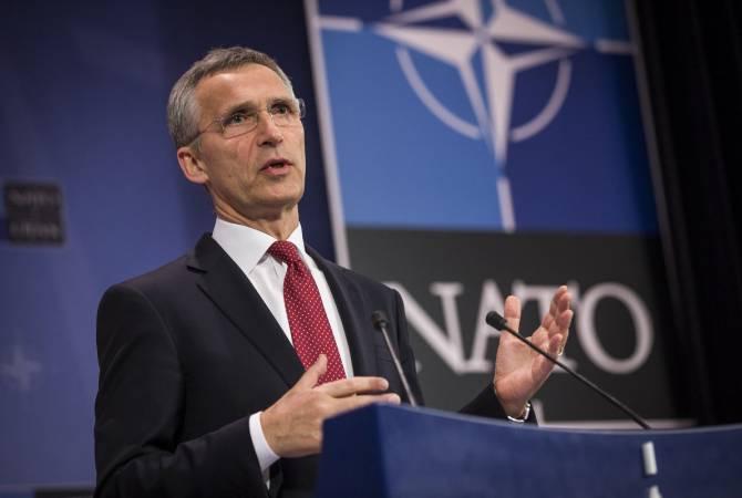 Столтенберг: Грузия не должна выбирать между территориальным единством и членством в НАТО