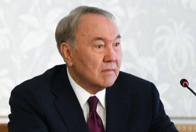 Назарбаев назвал отношения России и Казахстана эталонными