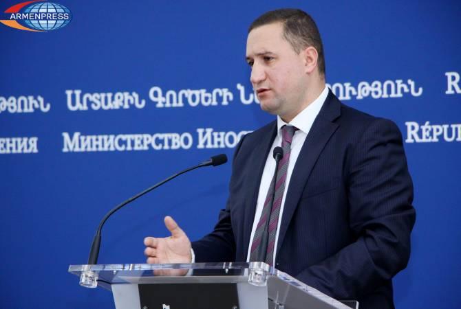 Экономический форум Франкофонии – платформа для диверсификации внешнеэкономических отношений Армении: Тигран Балаян